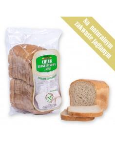 Chleb bezglutenowy jasny, waga: 400 g